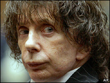 Phil Spector (file photo)