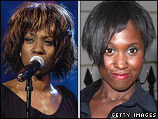 Heather Small and Michelle Gayle