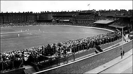 The Oval, 1953