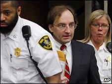 Christian Gerhartsreiter in court