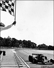 Mario Andretti wins for Lotus in 1978