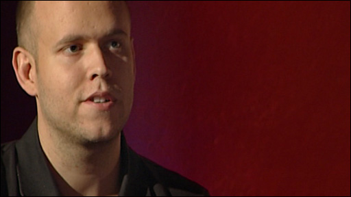 Daniel Ek, founder of Spotify