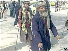 Disabled in Afghanistan