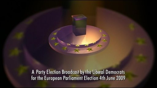 Party Electionm Broadcast