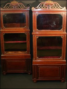 Cabinets from Winsdsor Castle