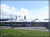 former Peboc factory site