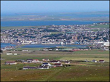 Kirkwall, Orkney (Pic from Undiscovered Scotland)