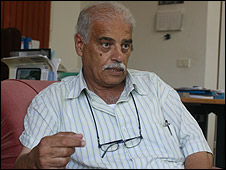 Suleiman Fahmawi, Nakba march organiser from Um al-Fahm