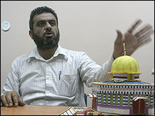 Abdelhakeem Mufeed, Editor of Islamic Movement's newspaper