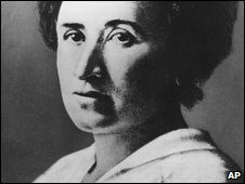 Rosa Luxemburg (undated file image)