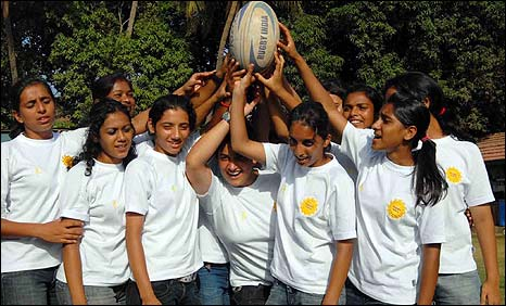India women's rugby team