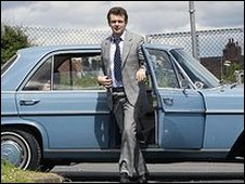 Michael Sheen as Brian Clough in The Damned United film