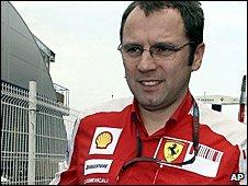 Ferrari boss Stefano Domenicali