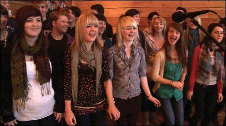 Omagh Community Youth Choir