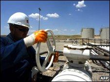 Tawke oil field
