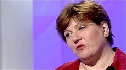 MP Emily Thornberry