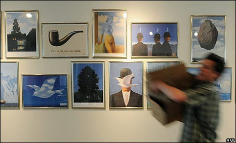 New Magritte museum