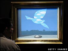 Magritte's The Returns