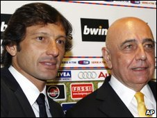 Leonardo and Galliani
