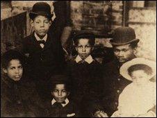 Walter Tull's family