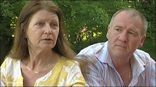 Patricia Coakley and Ken Pearce