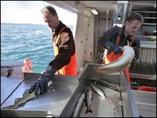 Icelandic fishermen