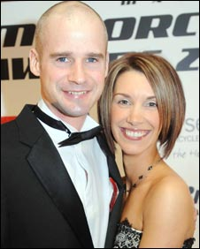 Ryan Farquhar and wife Karen
