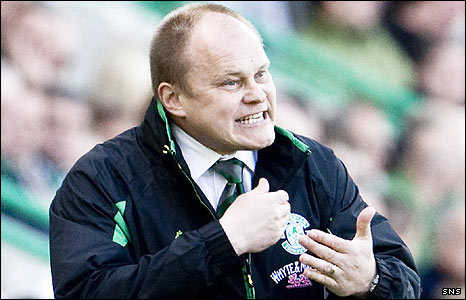 Mixu Paatelainen lasted just 16 months at Easter Road
