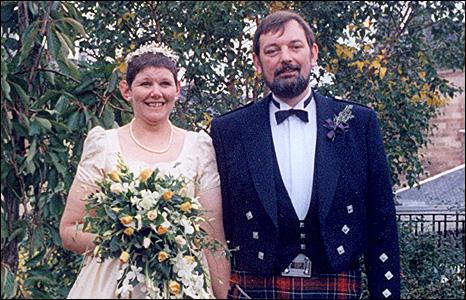 Joyce and Graham Gardner