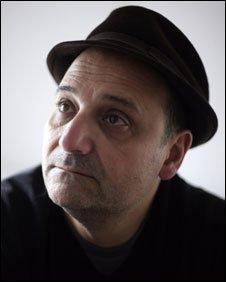 Gideon Koppel Photo: Dave Swindells