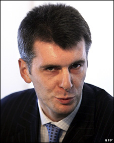 Mikhail Prokhorov (2008)