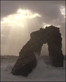 Foula Island by Chris Packham