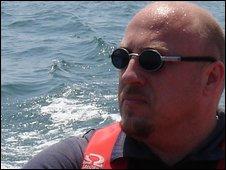 Captain Andrey Nozhkin