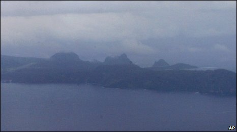 The Brazilian archipelago of Fernando de Noronha, 2 June 2009