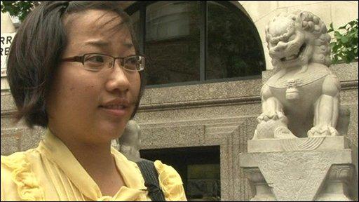 Student Li Yangyang