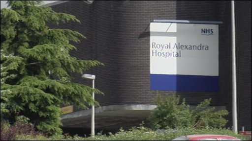 Royal Alexandra Hospital