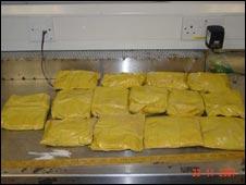 seized drugs