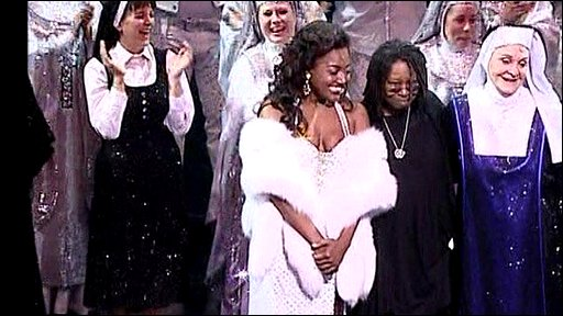 Sister Act cast