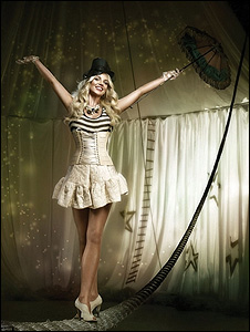 Britney Spears tour poster
