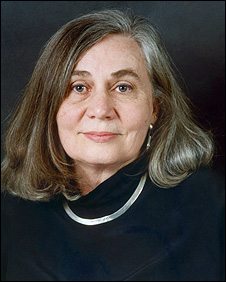 Marilynne Robinson. Photo: Nancy Cramp