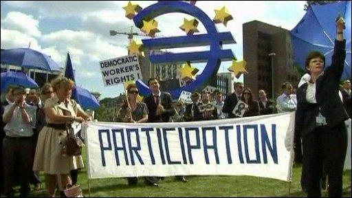 ECB strikers
