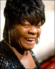 Koko Taylor in Washington DC (7 December 2008)