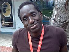 Singer Ibrahim Maiga