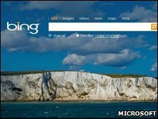 Bing.com search engine