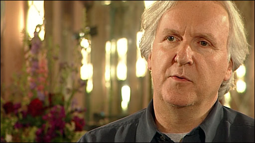 Hollywood director James Cameron
