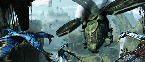 Screenshot from Avatar, Ubisoft