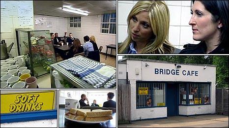 Bridge Cafe montage