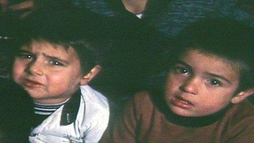 Iranian children 1981