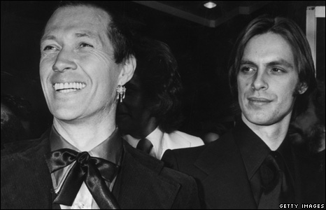 David and Keith Carradine