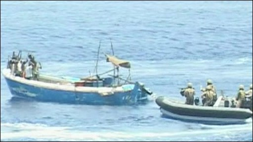 Pirates in the Gulf of Aden